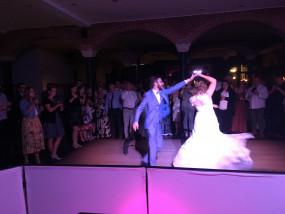 Openingsdans huwelijksfeest